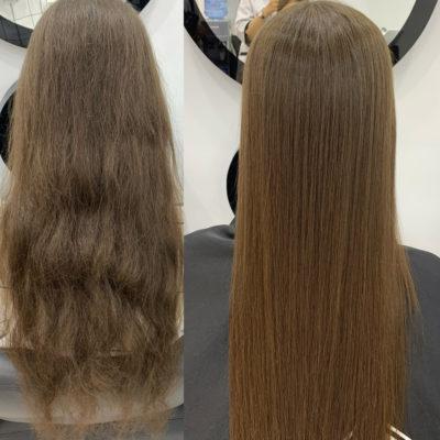 Hair Treatment style