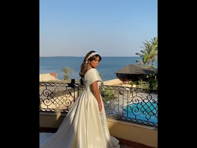 My beautiful dear friend Hager Metwaly shining on her special day .