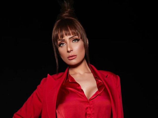 The one and only Reem El Baroudy