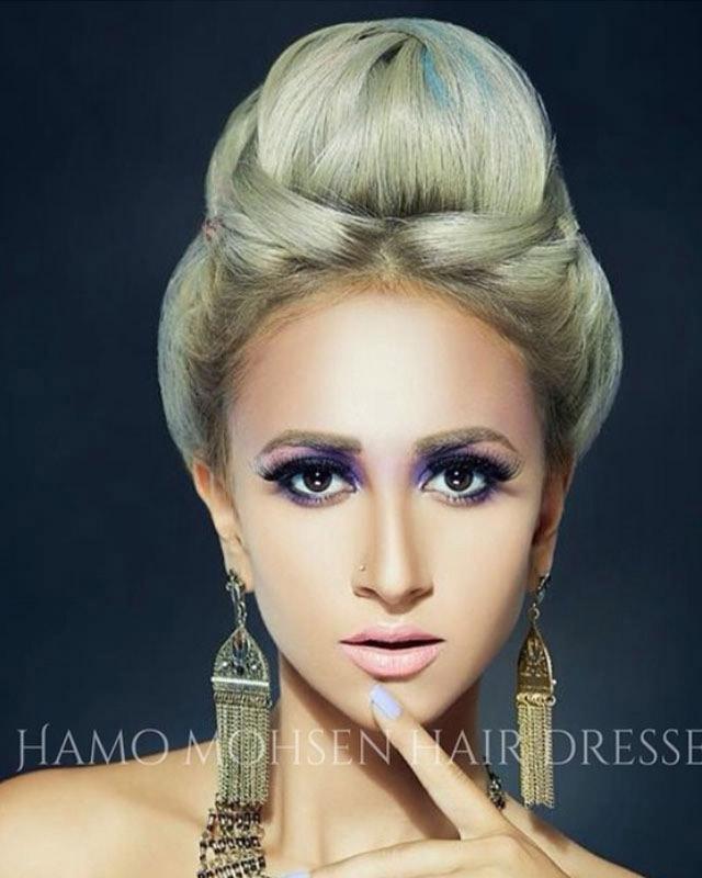 Hamo Mohsen hair dresser
