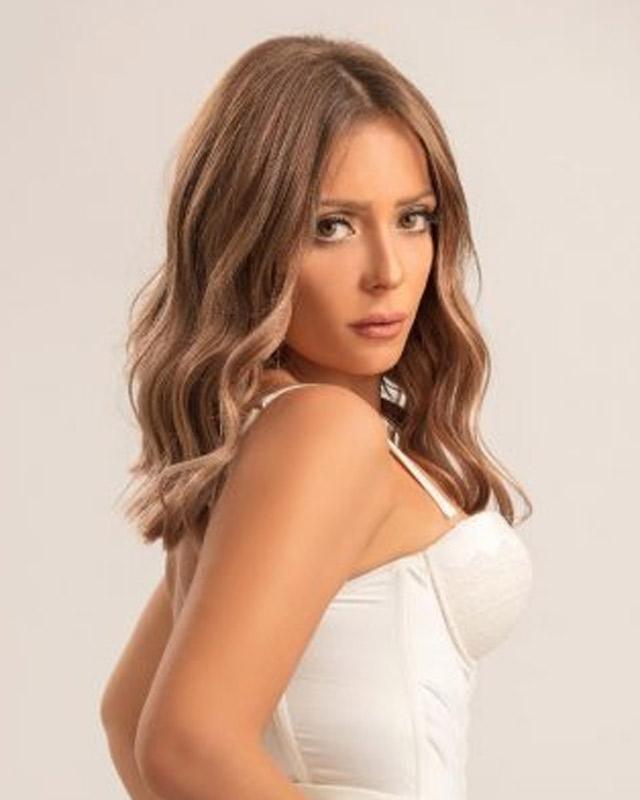 Reem El Baroudy | New Hair Style